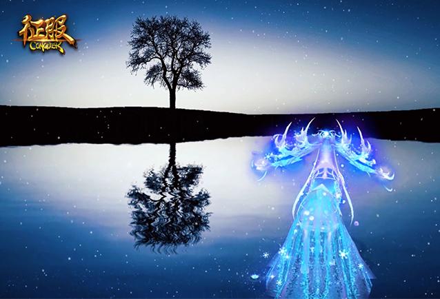 山水蕴灵,有鹿衔枝,全新唯美坐骑即将出尘现世!