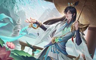 【新皮肤】李探花-临安仲春