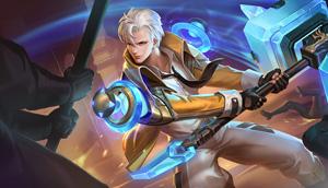 【新皮肤】宙斯-超能战锤