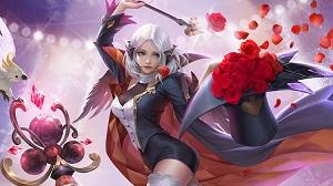 【新皮肤】埃及艳后-蔷薇迷影